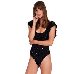 Amuse Society Samba Bodysuit - Black