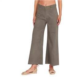 Amuse Society Dominga Trousers - Moss
