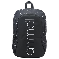 Animal Bright Backpack - Black