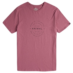 Animal United T-Shirt - Deco Pink