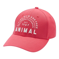 Animal Hazy Cap - Paradise Pink