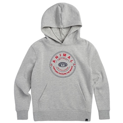 Animal Prep Hoody  - Grey
