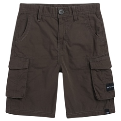 Animal Bro Walkshorts - Plum Grey