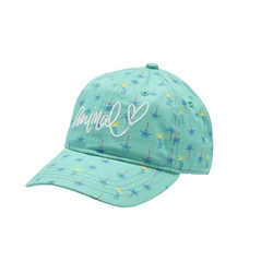 Animal Summertide Cap - Turquoise Green