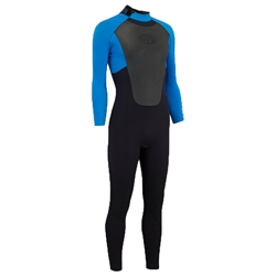 Animal Lava 3/2mm Wetsuit - Black (2019)