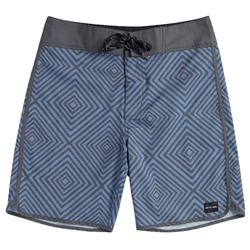 Animal Sayulita Boardshorts - Lethal Blue