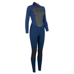 Animal Lava 4/3mm Wetsuit - Dark Navy (2019)