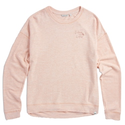 Animal Voi Sweatshirt - Pink