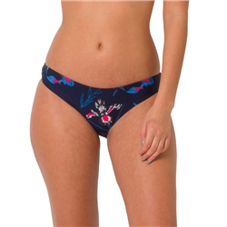 Animal Butterflyfish Bikini Bottoms - Navy
