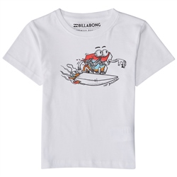 Billabong Kill Wave T-Shirt - White
