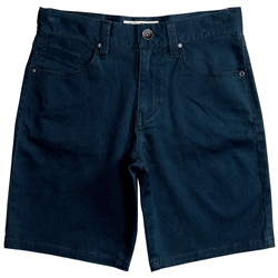 Billabong 5 Pockets Outsider Walkshorts - Dark Royal