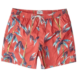 Billabong Sundays Laybacks Boardshorts - Red
