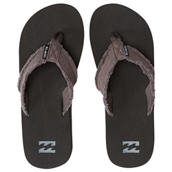 Billabong Operator Mens Flip Flops - Black