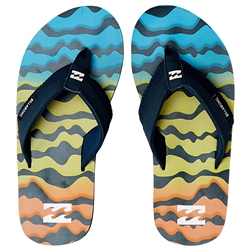 Billabong Slappy Flip Flops - Multi