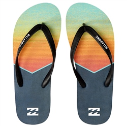Billabong Tides North Flip Flops - Orange