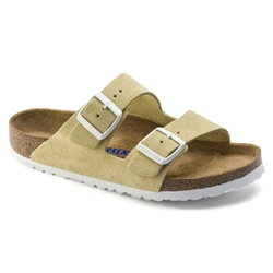 Birkenstock Arizona SFB Leather Sandals - Van