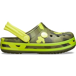 Crocs Crocband MultiG Clogs - Citrus