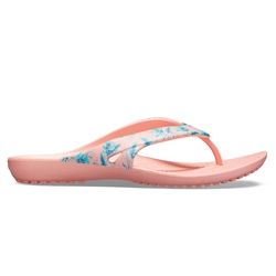 Crocs Kadee II Seasonal Flip Flops - Multi