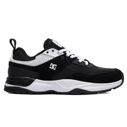 DC Shoes E Tribeka Shoes - Black & White
