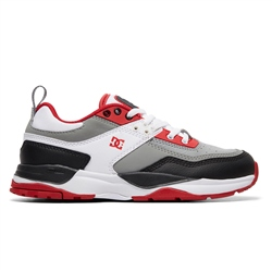 DC Shoes E Tribeka Shoes - Grey & Red