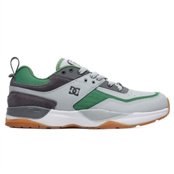 DC Shoes E.Tribeka Shoes - Grey & Green