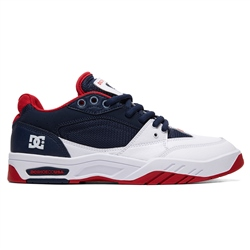 DC Shoes Maswell Shoes - Navy & White