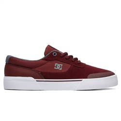 DC Shoes Switch P Shoes - Burgundy
