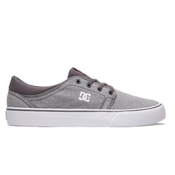 DC Shoes Trase TX SE Shoes - Grey Heather