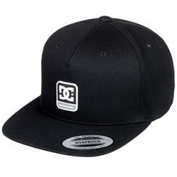 DC Shoes Snapdragger Cap - Black