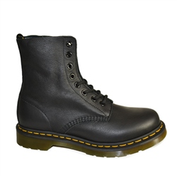 Dr Martens 1460P Virginia Boots - Black