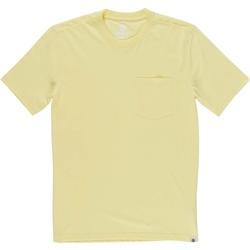 Element Basic Pocket T-Shirt - Corn
