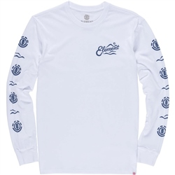 Element Valley T-Shirt - White
