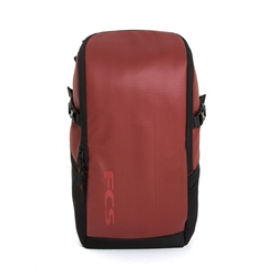 FCS Stash Backpack - Red