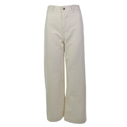 Free People Patti Trousers - Ivory