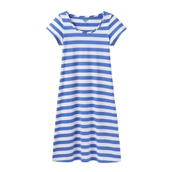 Joules Rayma Dress - Blue & White
