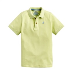 Joules Woody Polo Shirt - Lime