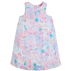 Joules Bunty Dress - Light Blue