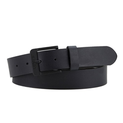 Levi's Free Metal Leather Belt - Black
