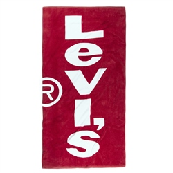 Levi's Red Tab Towel - Red