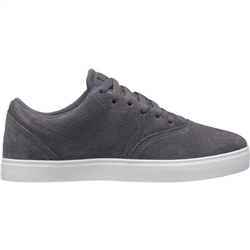 Nike SB Check Suede Shoes - Grey