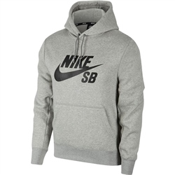 Nike SB Icon Hoody - Grey