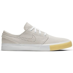 Nike SB Zoom Stefan Janoski RM Shoes - White & Grey