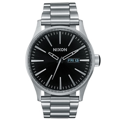 Nixon Sentry SS Watch - Black