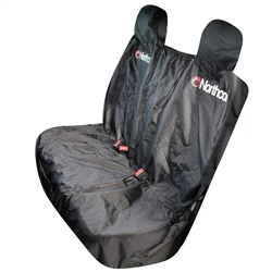 Northcore Waterproof Rear Seat Cover - Black