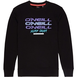 O'Neill Triple Logo Sweatshirt - Black