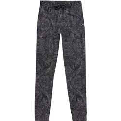 O'Neill Easy Breezy Trousers - Black & White