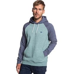 Quiksilver Everyday Hoody - Stormy Sea