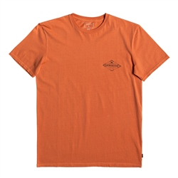 Quiksilver Vibed T-Shirt - Orange