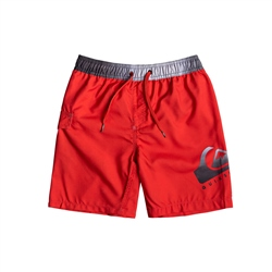 Quiksilver Critical Volley Shorts - High Risk Red