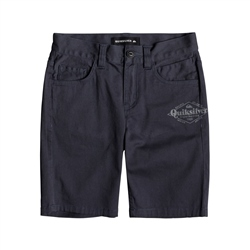 Quiksilver Mel Is Born Walkshorts - Blue Nights